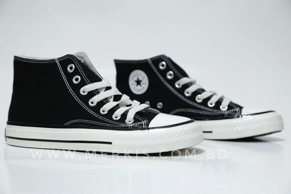 High ankle sneaker for men