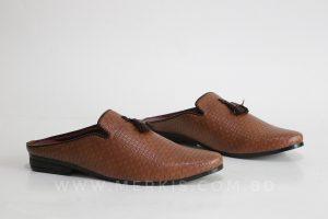 Half loafer for men