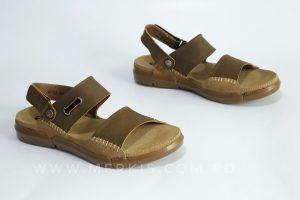 Leather slipper bd