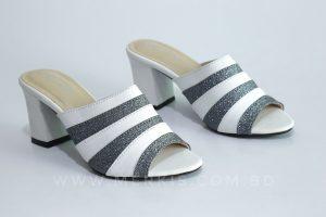 Classic high heel sandal for women