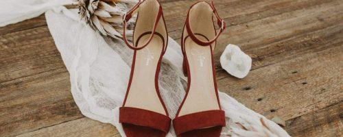 wedding shoes block heel
