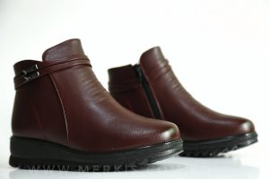high ankle boot for women