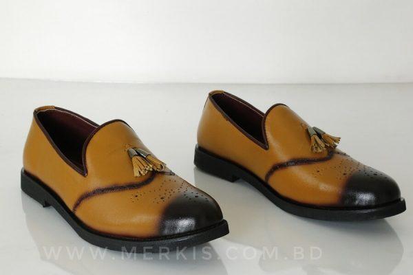 tassel shoes for men