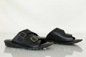 genuine leather sandal for men