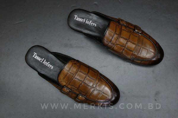 half loafer