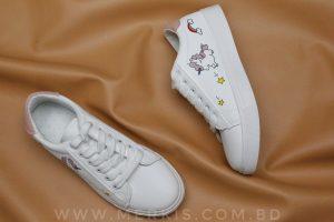 white sneakers in bangladesh
