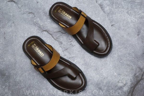 chocolate sandals for men