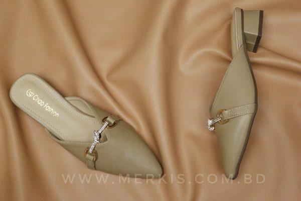 low heel for women