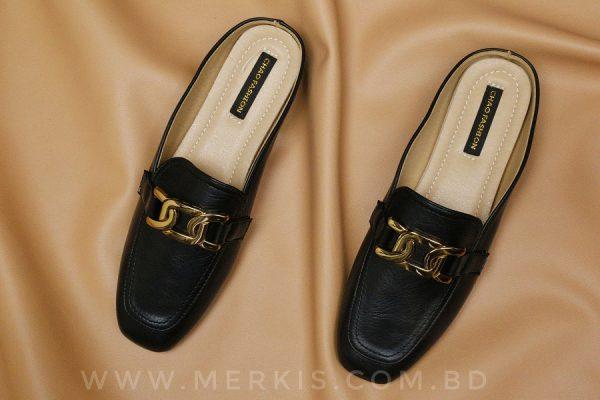 black sandal for women