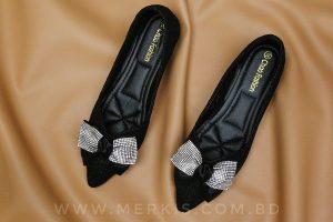 black heel for women bd