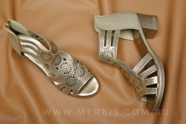 box heel