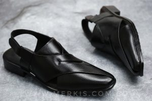 leather sandal for men